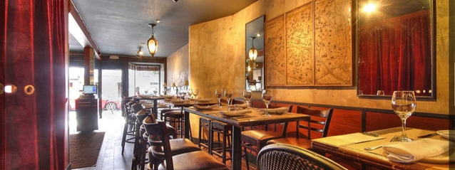 Nestled In The Heart Of San Francisco S Marina District Isa Is A Cal French Small Plate Restaurant